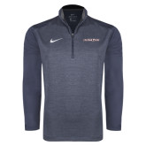 Maryland Eastern Shore NIKE Black Coaches 1/4 Zip Top-