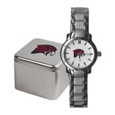 Ladies Stainless Steel Fashion Watch-Hawk Head