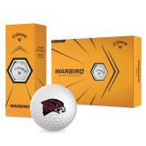 Callaway Warbird Golf Balls 12/pkg-Hawk Head