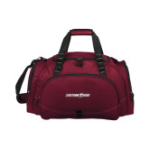 Challenger Team Maroon Sport Bag-Eastern Shore