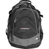 High Sierra Black Fat Boy Day Pack-Primary Mark