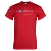 Red T Shirt-Department of Social Work