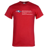 Red T Shirt-Department of Health Professions