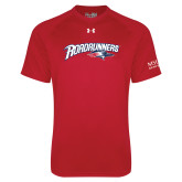 Under Armour Red Tech Tee-Roadrunners with Head