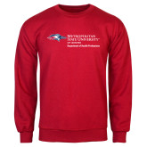 Red Fleece Crew-Department of Health Professions