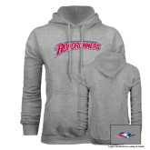 Grey Fleece Hoodie-MSU Roadrunners