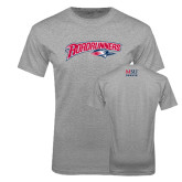 Grey T Shirt-Roadrunners with Head