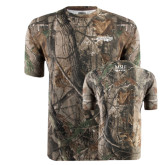 Realtree Camo T Shirt-Roadrunners with Head