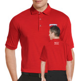 Callaway Tonal Red Polo-Roadrunners with Head