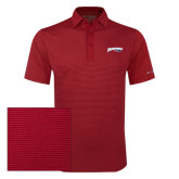 Columbia Red Omni Wick Sunday Golf Polo-Roadrunners with Head