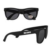 Black Sunglasses-MSU Denver Flat