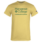 Champion Vegas Gold T Shirt-Graduate School