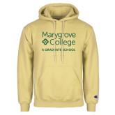 Champion Vegas Gold Fleece Hoodie-Graduate School