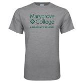 Grey T Shirt-Graduate School