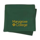 Dark Green Sweatshirt Blanket-Primary Mark