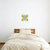 1 ft x 1 ft Fan WallSkinz-MHS Logo