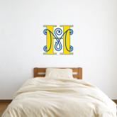 2 ft x 2 ft Fan WallSkinz-MHS Logo