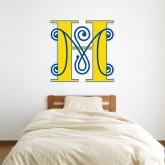 3 ft x 3 ft Fan WallSkinz-MHS Logo