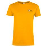 Ladies Gold T Shirt-Grandparent
