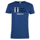 Ladies Royal T Shirt-Riding