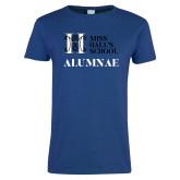 Ladies Royal T Shirt-Alumnae