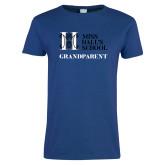 Ladies Royal T Shirt-Grandparent