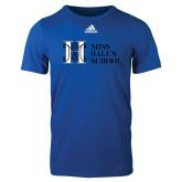 Adidas Royal Logo T Shirt-MHS Horizontal