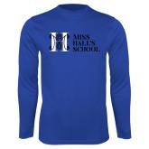 Performance Royal Longsleeve Shirt-MHS Horizontal