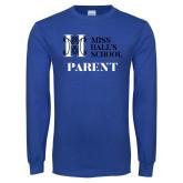 Royal Long Sleeve T Shirt-Parent