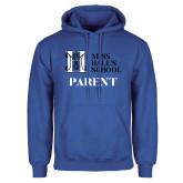Royal Fleece Hoodie-Parent