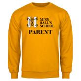 Gold Fleece Crew-Parent