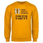 Gold Fleece Crew-Foster Parent