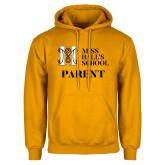 Gold Fleece Hoodie-Parent