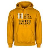 Gold Fleece Hoodie-Foster Parent