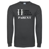 Charcoal Long Sleeve T Shirt-Parent