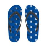 Ladies Full Color Flip Flops-MHS Horizontal