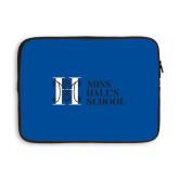 13 inch Neoprene Laptop Sleeve-MHS Horizontal