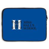 15 inch Neoprene Laptop Sleeve-MHS Horizontal