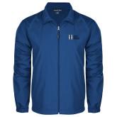 Full Zip Royal Wind Jacket-MHS Horizontal