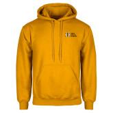 Gold Fleece Hoodie-MHS Horizontal