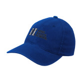 Royal Flexfit Structured Low Profile Hat-MHS Horizontal