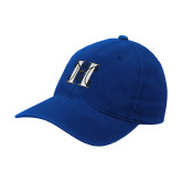 Royal Flexfit Structured Low Profile Hat-MHS Logo