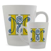 Full Color Latte Mug 12oz-MHS Logo