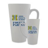 Full Color Latte Mug 17oz-Foster Parent