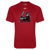 Under Armour Cardinal Tech Tee-Hockey
