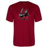 Performance Cardinal Tee-M with Knight