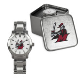 Mens Stainless Steel Fashion Watch-M with Knight