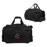 Challenger Team Black Sport Bag-M with Knight
