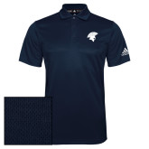 Adidas Climalite Navy Grind Polo-Spartan Icon
