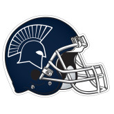 Football Helmet Magnet-Spartan Icon